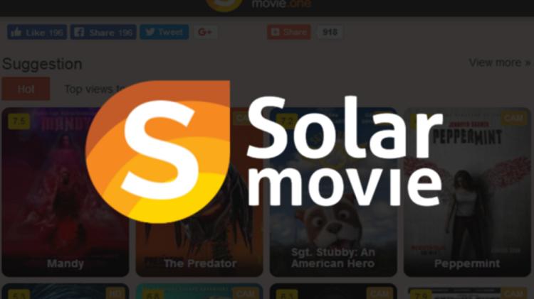 Top Sites like Solarmovie